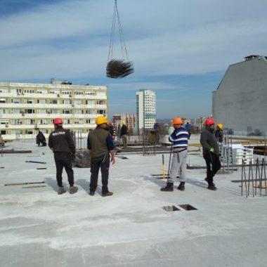 Груб строеж, кофражни, арматурни и бетонови работи Велико Търново   ДАУД – 88 ЕООД