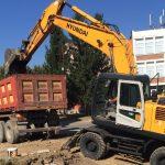 Строителна техника, извозване на материали и изкопни услуги в гр. Севлиево | Инанстрой ЕООД