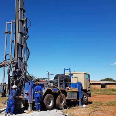 Сондажи за вода и пробивно-взривни работи Стара Загора | Роса 70 ЕООД