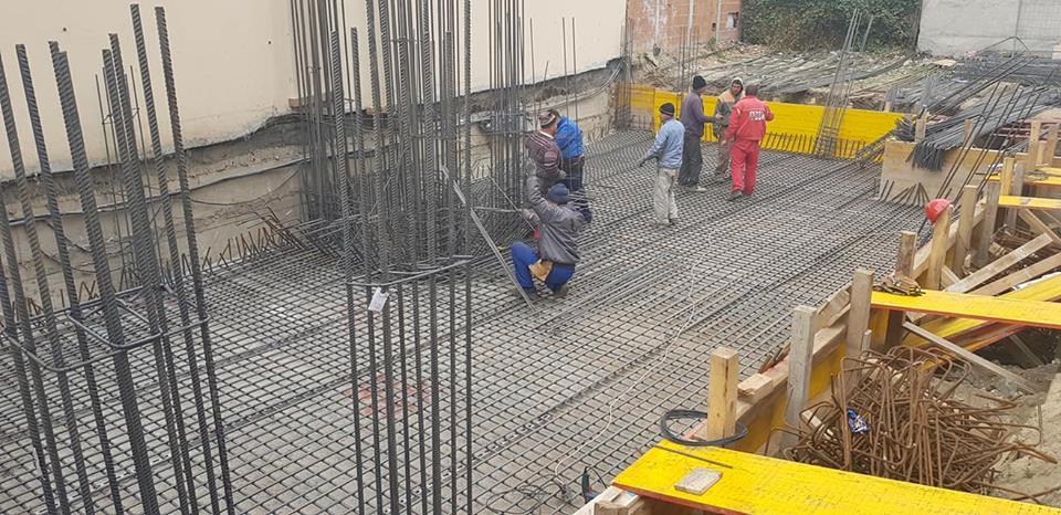 Строителни дейности | NM Build