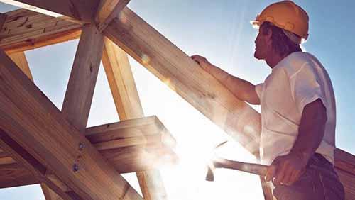 Груб строеж и производство на дървени конструкции | Строителна фирма Норман