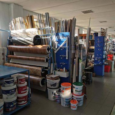 Антоанета НВ ООД | Строителни материали и бетонов възел
